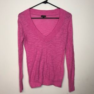 Express Sweaters - Pink Express Sweater